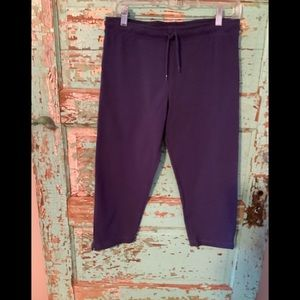 Freestyle Workout Capris. XL